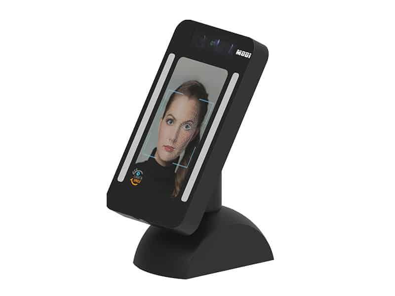 Biometric Smart FaceScreen for facial recognition