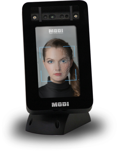FaceScreen biometrische Gesichtsidentifikation